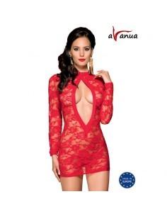 Evanue Rayen Chemise Rojo