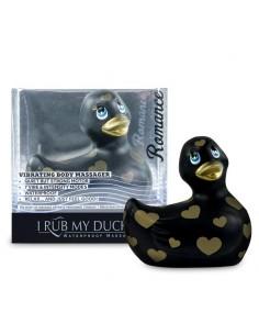 Estimulador I Rub My Duckie 20 Romance Negro y Dorado