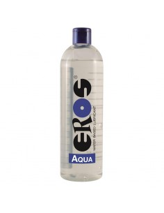 Lubricante Base Agua Aqua Botella 500 ml