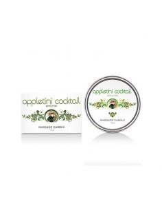 Vela de Masaje Appletini Cocktail 150 gr