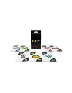 Juegos de Pareja Card Game EN ES DE FR