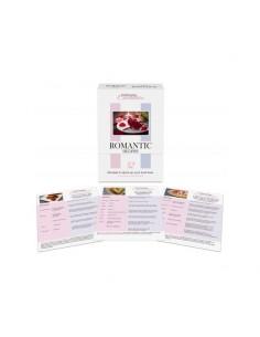 Kit de Parejas Intimate Encounters Romantic Recipes EN ES