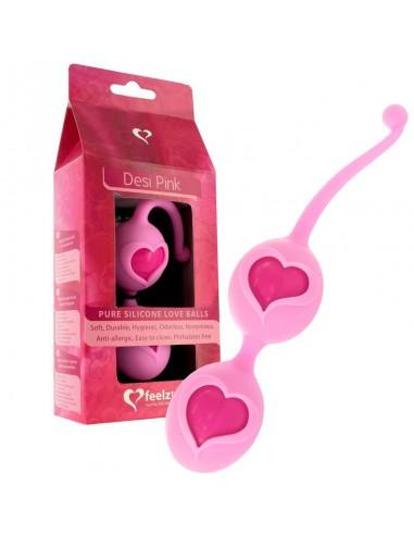 Feelz Toys Bolas Keggel Desi Rosa