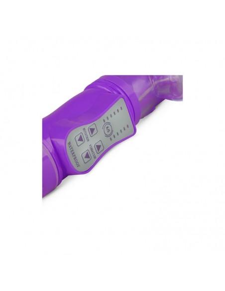 Vibrador Percutador y Bolas Rotadoras Purpura