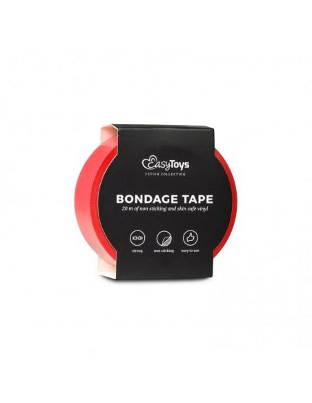 Cinta de Bondage Roja