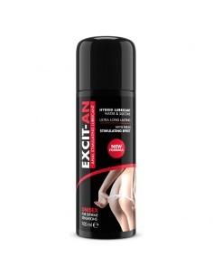 Excit an Lubricante Base Mixta Agua y Silicona Efecto Frescor 100 ml