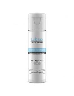 Lubrax Lubricante Anal Base Mixta Agua y Silicona 30 ml