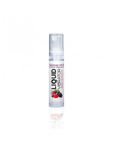 Vibrador Liquido Sabor Frutos del Bosque 10 ml