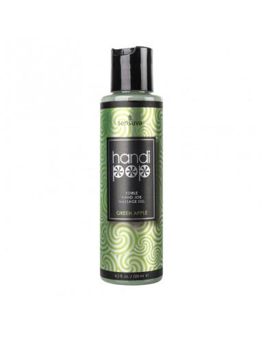 Handipop Gel de Masaje y Sexo Oral Manzana Verde 125 ml
