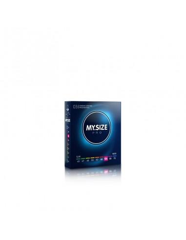 Pro Preservativos Talla 64 Caja de 3 Uds