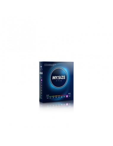 Pro Preservativos Talla 69 Caja de 3 Uds