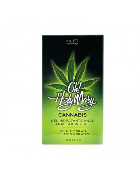 Oh Holy Mary Gel Anal Hidratante 50 ml