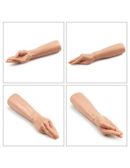 Dildo Magic Hand 135 Natural