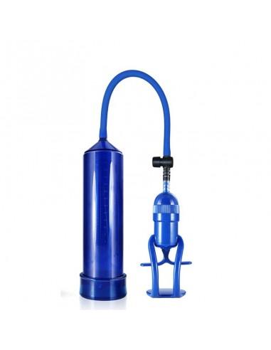 Bomba para el Pene Maximizer Worx Limited Edition Azul