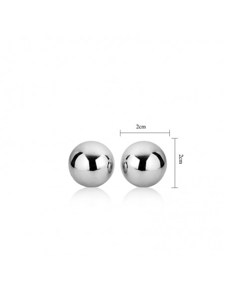 Bolas Vaginales Passion Dual Balls