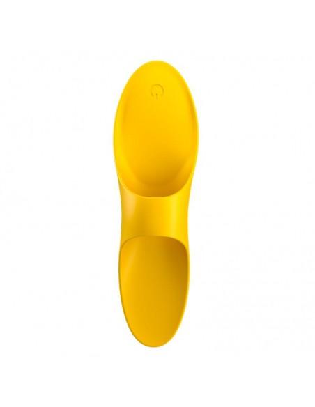 Teaser Vibrador para el Dedo Amarillo