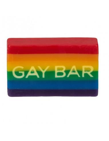 Jabon Bandera Gay Bar Aroma Lavanda