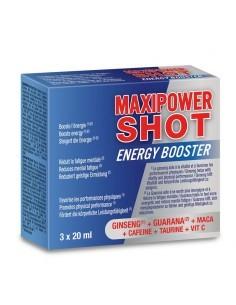 Maxi Power Aumento de Energia 3 x 20 ml