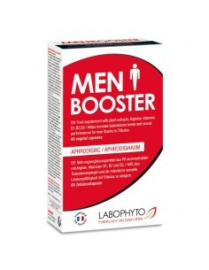 Men Booster Erection Gel para la Ereccion 6 x 4 ml
