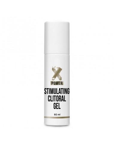 X Power Gel Estimulante para el Clitoris 60 ml