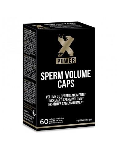 X Power Sperm Aumento de Esperma 60 Capsulas