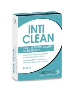 Inti Clean Toallitas Higienicas Unisex 4 Unidades